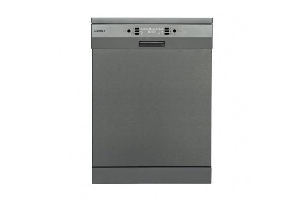 Máy rửa chén âm bán phần bề mặt thép không gỉ HDW-HI60C