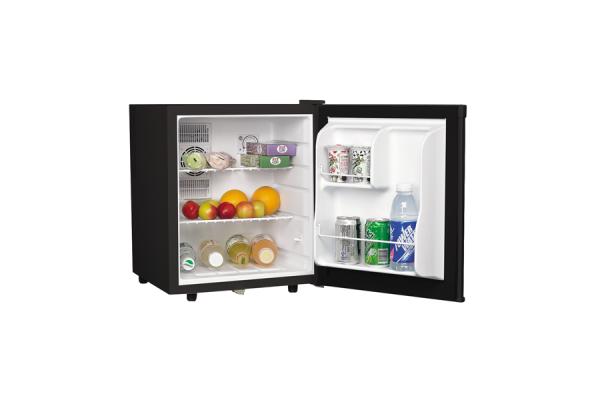Tủ lạnh mini cửa đen HF-M42S, 42 lít