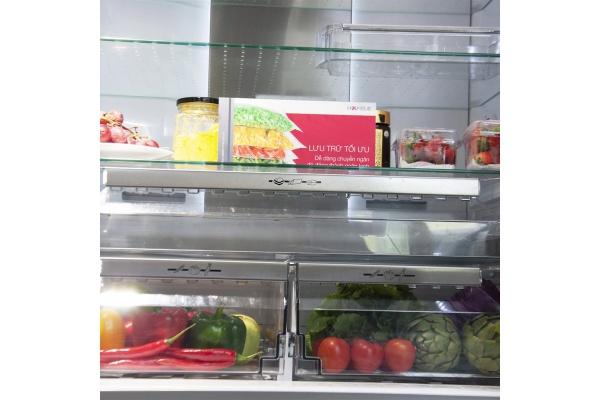Tủ lạnh side by side Hafele HF-SBSIB