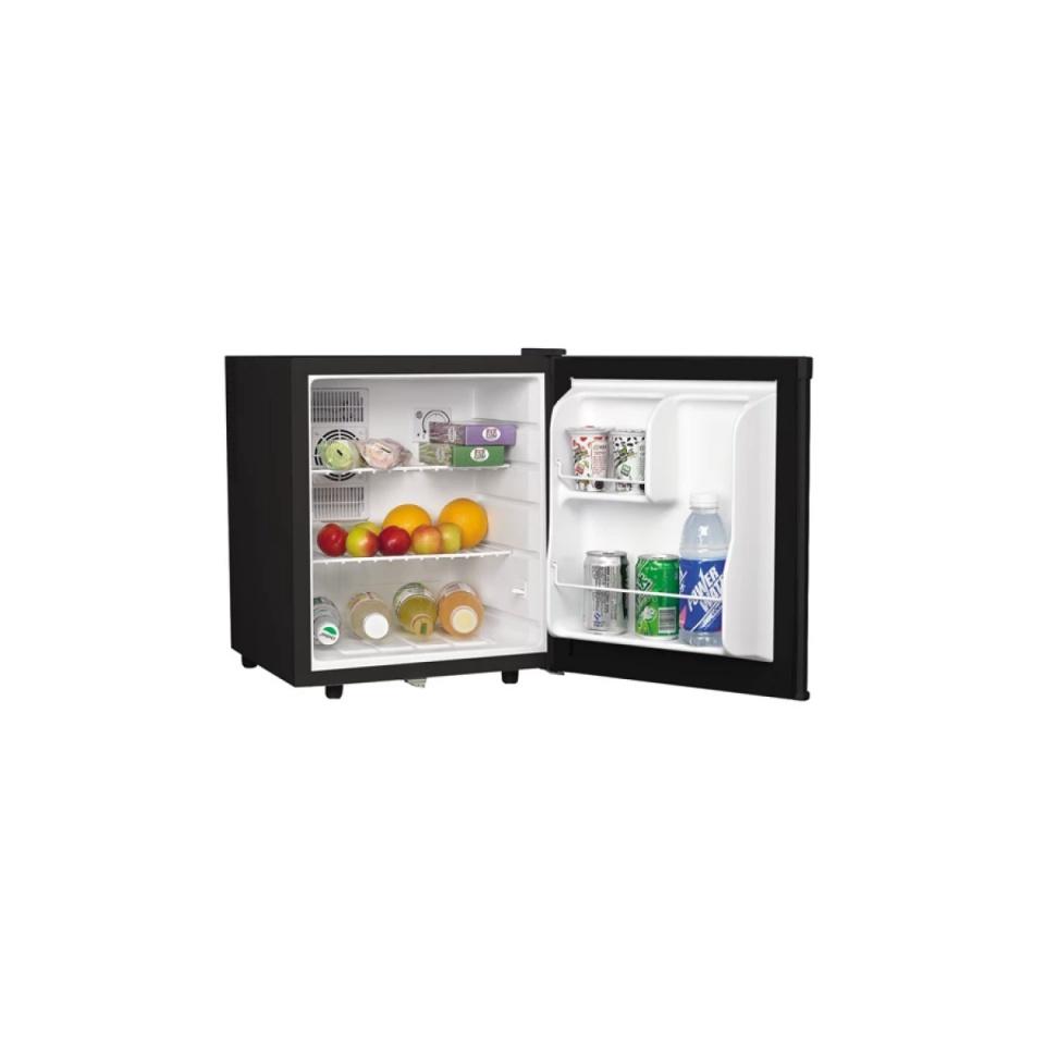 Tủ lạnh mini cửa đen Hafele HF-M42S